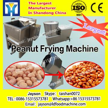 Fully Automatic Small Snacks Continuous Conveyor Frying Machine