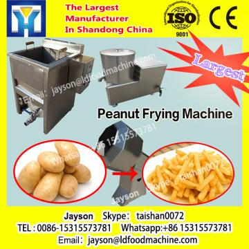 extruded pellet frying food machine