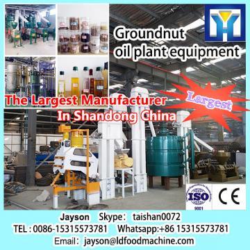 Hot capacity 100Ton peanut oil refining mill for edible oil