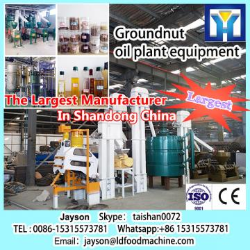 New condition crude oil refinery plant peanut/palm/sunflower oil refining machine