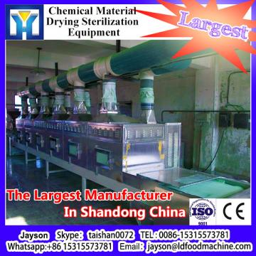 Commercial belt stainless steel karuka microwave drying and sterilization machine dryer dehydrator for wholesale