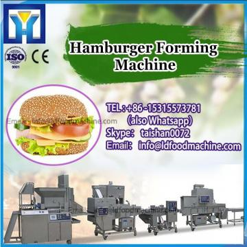 Factory price hambuger patty line