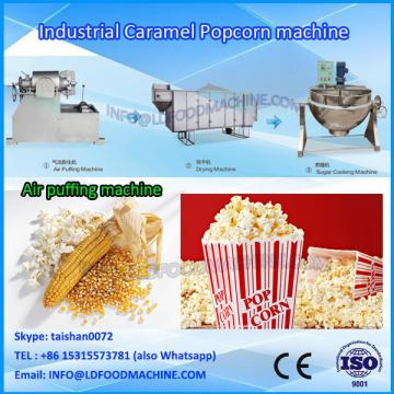 Commercial electric stirring popcorn machine used