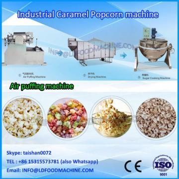 Commercial flavored sweet popcorn maker for sale