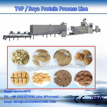 hot sale soya nuggets food extruder