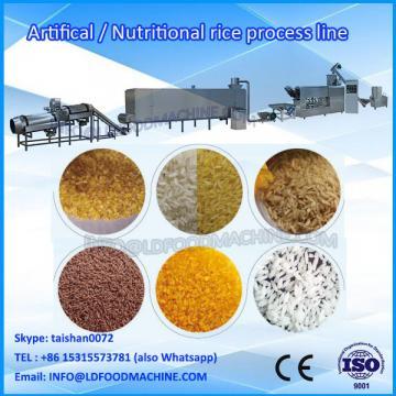 Nutrition rice production line machine