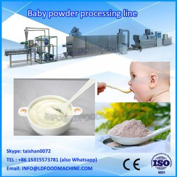 Baby Food making machine/baby power processing Line