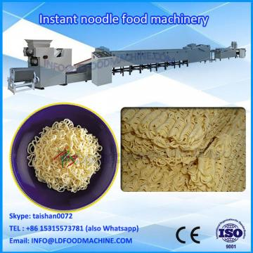 Steam Or Electricity Power Fried Instant Noodle Making Plant
