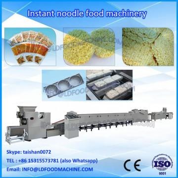 Hot sell fried indomie instant noodle making machine with lowest price