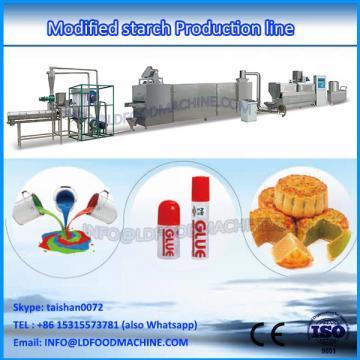 High quality big output corn starch extruder manufactory Pregelatinized modified starch processing line machine