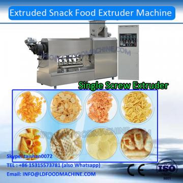 New design twin screw corn puffs soya snacks rice chips Lab extruder with 2 screws