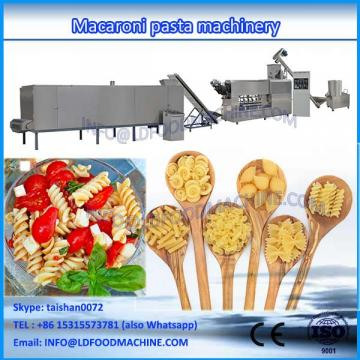 stainless steel automatic snack pellet extruder