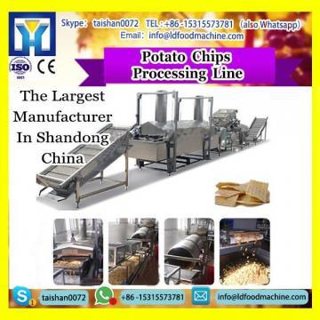 sweet potato chips production line