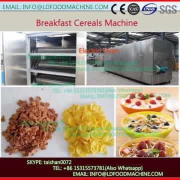 Reliable Supplier Crispy Breakfast Cereal Machine