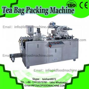 Automatic tea bag packing machine with cotton string and adhesive tag,filter paper green tea bag packing machine