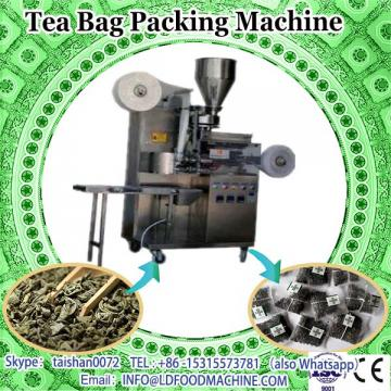 Oral Tea Bag Packing Machine with Label and Thread