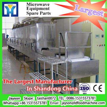 Dryer machine / high quality industrial tunnel type microwave sea food /fish sterilizing drying machine