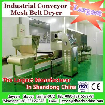 Good quality food converyor dryer/industrial stainless steel mesh belt dryer/conveyor melt belt dryer