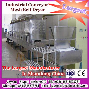 Industrial conveyor belt type microwave herb leaves dryer/microwave tea drying machine
