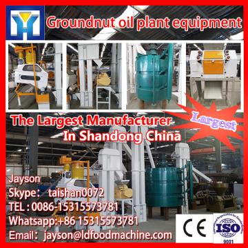 Durable in use of groundnut oil refinery plant
