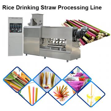2019 New Full Automatically Rice Straw Making Machine on Hot Sale
