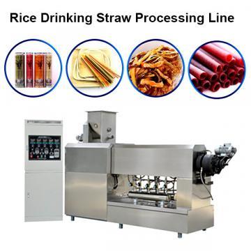 PLA Drinking Straw Making Machine/Biodegradable Straw Production Line