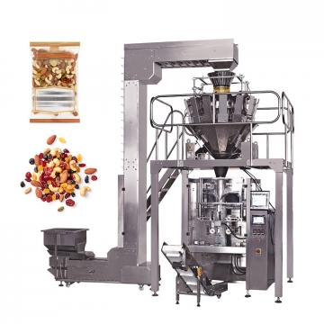 Auto Feeding Chilli Curry Powder Weighing Filling Packing Machine From Guangdong