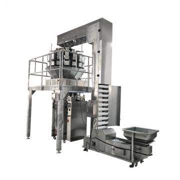 Auto Powder Weighing Filling Capping Labeling Machine Line