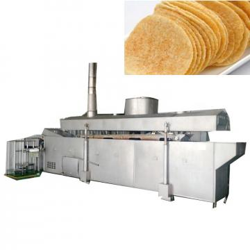 Frozen French Fries Processing Line Small Scale Potato Chips Production Line Potato Fries Making Machine