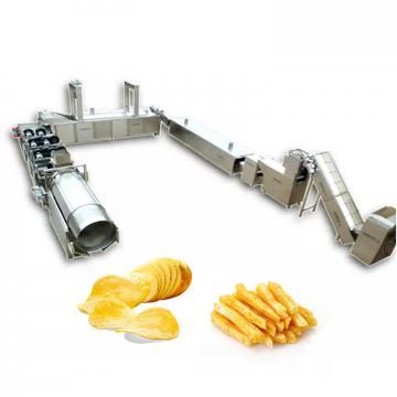 Automatic small scale potato chip maker machine potato chips making machine potato chips production line