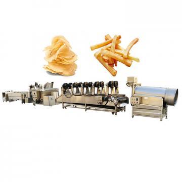 small industrial automatic potato chips cutting maker equipment potato chips making machine price