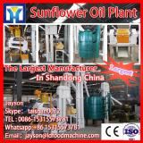 Automatic sunflower seed oil refinery machine