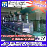 China made industrial belt conveyor lettuce microwave drying and sterilization machine dryer dehydrator for sale