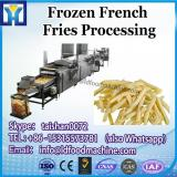 stainless steel adjustable thickness frozen french fries plant +86 18639007627
