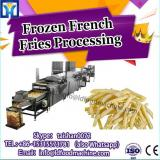 automatic frozen french fries making machine plant electric potato chips machine for sale