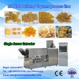 Extrusion food 3d 2d fryum snack pellet processing plant from  machinery company