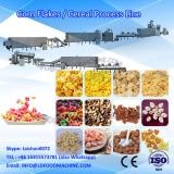 Hot Sale roasted Breakfast Cereal Corn Flakes Snack Food Extruder Machine Production Processing Line capacity 100kgs/h 200kgs/h