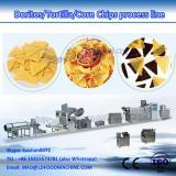 nacho corn flour tortilla chip making machine