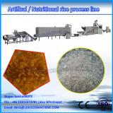 DG Twin screw extruder instant artifcial rice production extruder machine line China supplier hot sale online price