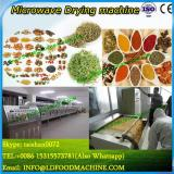 New style Microwave Tea Drying Machine