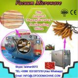 mushroom microwave dryer with germicidal effect