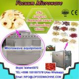 Food/wood microwave drying machine