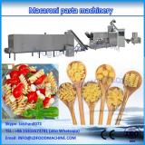 ss304 stainless steel extruded fried crispy bugles 3d pellet snack machine food processing industries