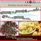 Low consumption corn flakes/breakfast cereals processing machine