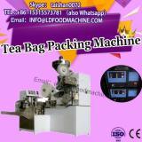 Nylon tea triangle bag packing machine