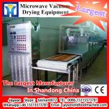 Commercial stainless herbs root microwave drying machine