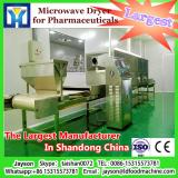 High efficiencytunnel microwave iron oxide drying machine