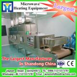 Conveyor water-cooling type saffron microwave drying and sterilization machine dryer dehydrator with best price