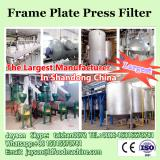Factory price advanced algae oil filter press machine