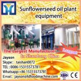 High qualified cotton seed oil making plant machine
